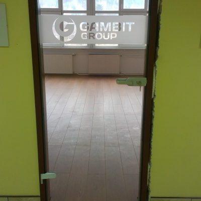 Drzwi szklane - Gambit Kamienna Góra